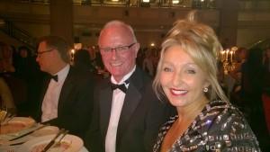 Alan and Sharon